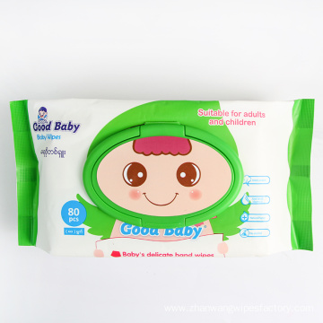 Organic Portable Custom Wet Baby Wipes